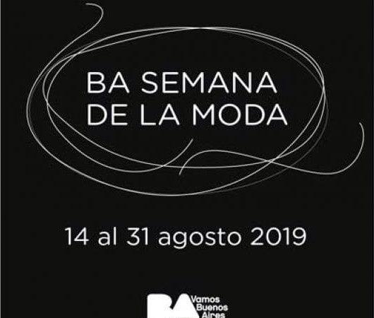Buenos Aires se prepara para dar inicio a la segunda edición de BA Semana de la Moda