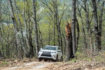 Blackberry Mountain y Lexus presentan la Lexus Off-Road Adventure