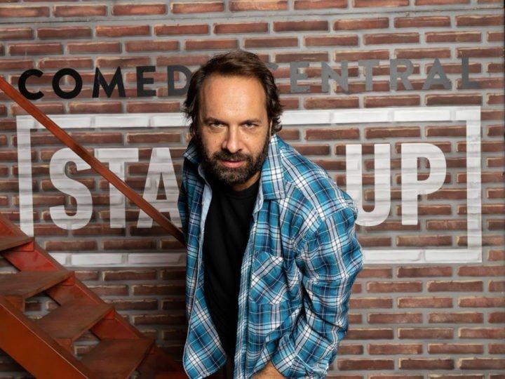 Guillermo Selci presenta «STAND UP Técnicas, ideas y recursos para armar tu rutina de comedia»