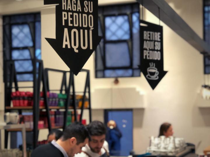 "Café Martínez presenta ""A la Barra"""