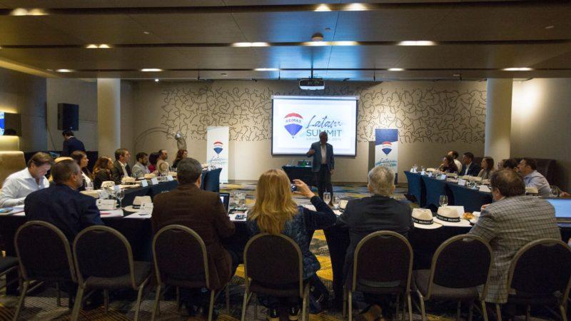 Primer encuentro de Directores Regionales de América Latina de importante franquicia inmobiliaria