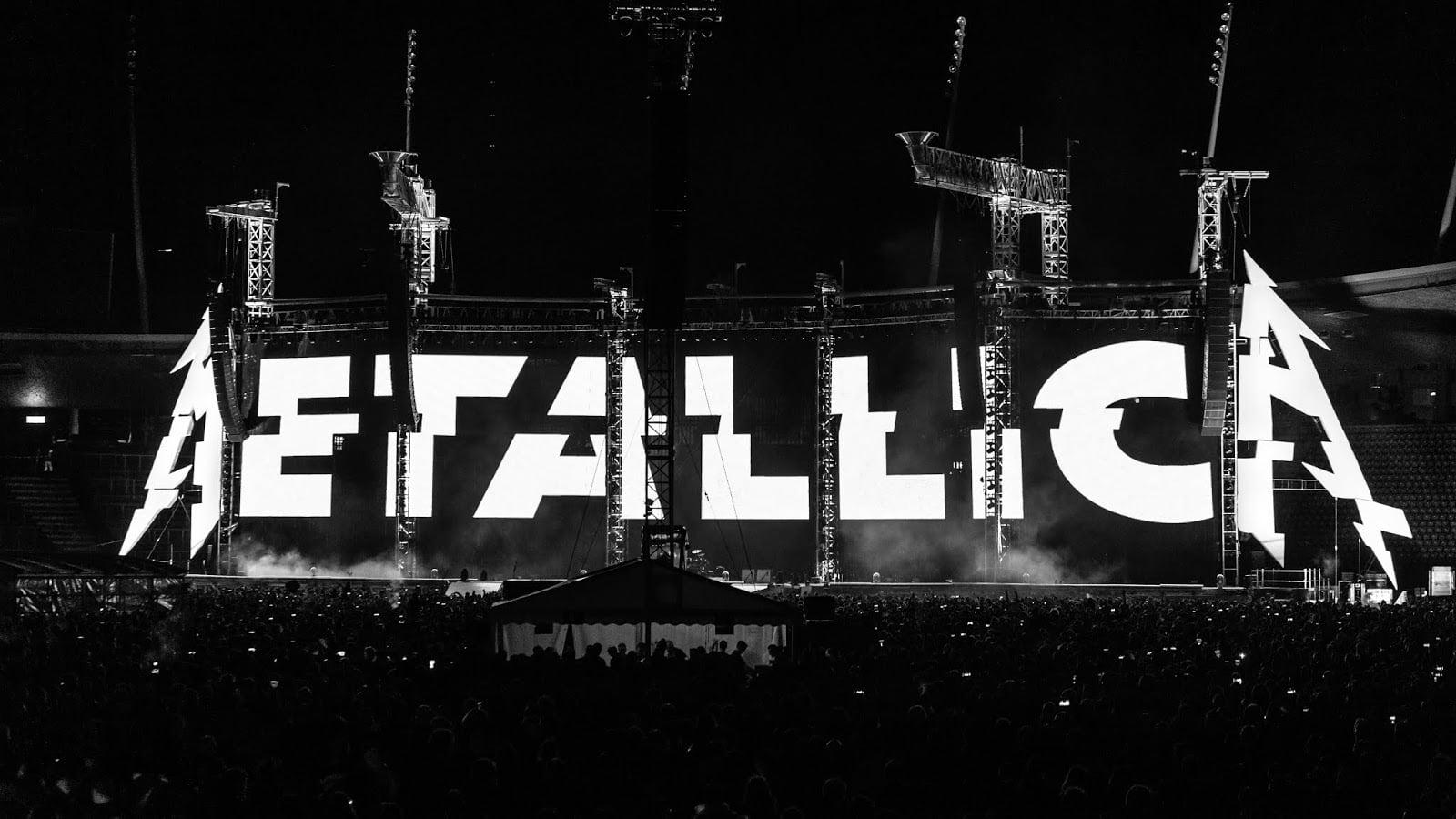 Metallica en Argentina en el Campo Argentino de Polo