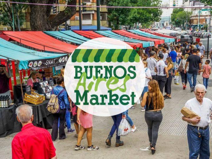 Buenos Aires Market estará en los Bosques de Palermo