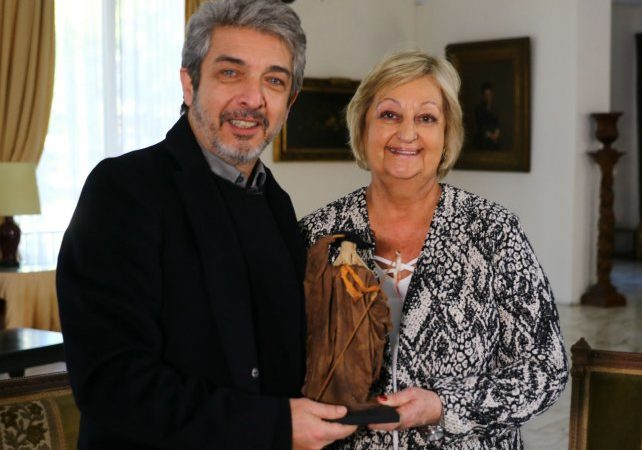 El Ministerio de Turismo de Uruguay premió al actor Ricardo Darín