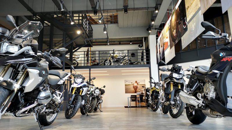 Llegó BMW Motorrad a Nordelta