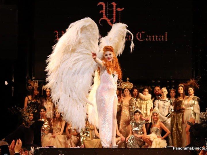 Verónica De La Canal presentó «Irreverente», su nueva colección de haute couture 2020 en el Palacio Alsina