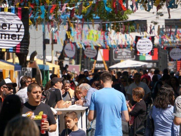 Feria Leer y Comer