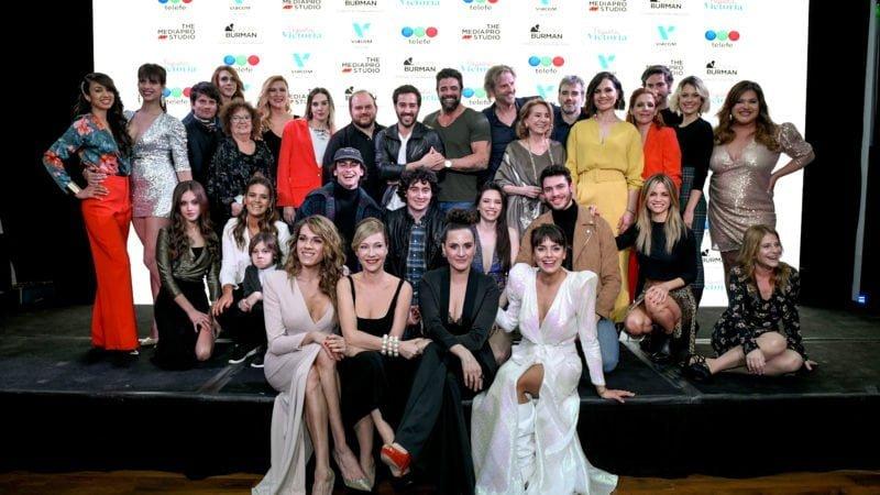 """Telefe estrena """"Pequeña Victoria"""", la nueva comedia dramática que se podrá ver de lunes a jueves"""