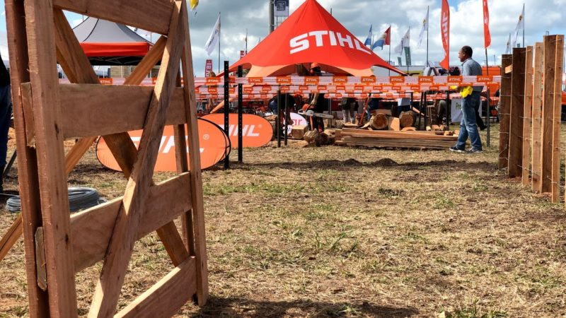 STIHL presente en la Feria Forestal Argentina 2019