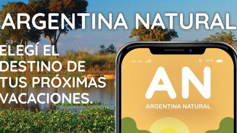 Lanzan una aplicación para conocer los Parque Nacionales