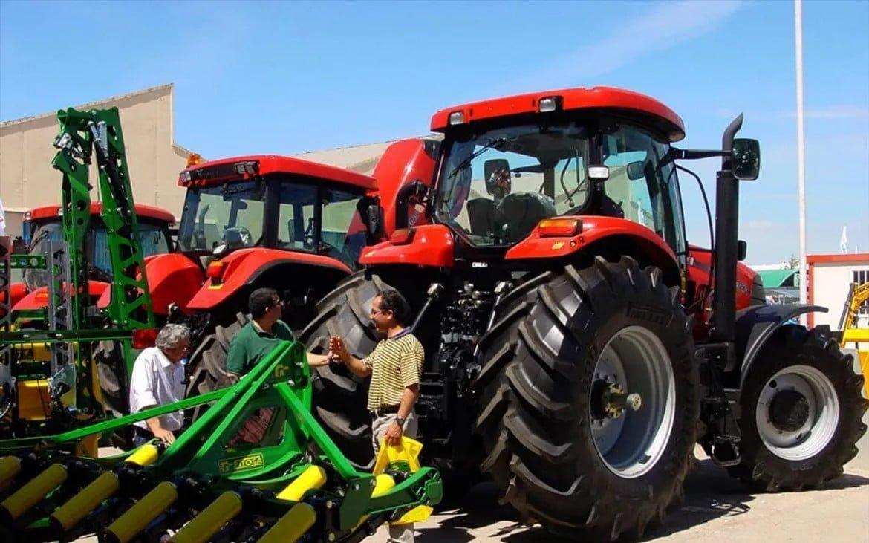 Informe oficial destaca el repunte en la ventas de equipos agrícolas