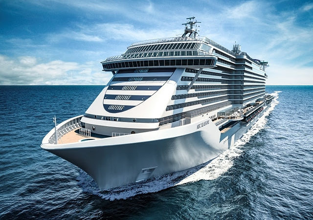MSC Cruceros y Fincantieri revelan más detalles del MSC Seashore en la Ceremonia de la Moneda