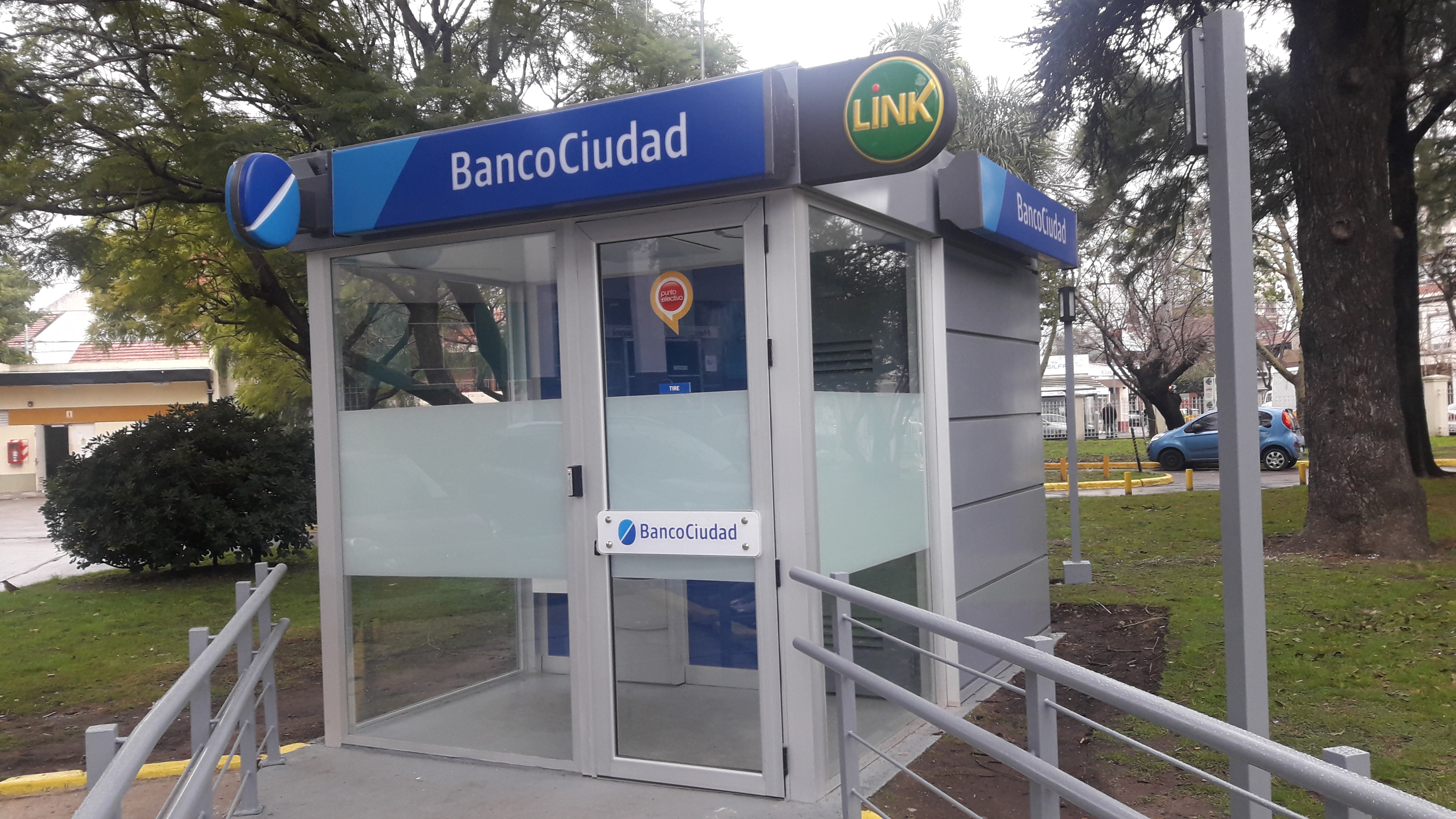 Renovación de los Cajeros Automáticos en Hospitales de la Ciudad