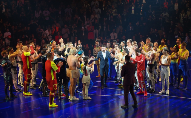 """Estrenó en Barcelona el gran espectáculo """"Messi10 by Cirque du Soleil"""""""