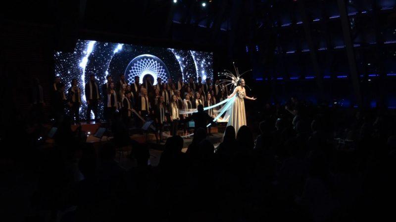 """""""Navidad sin fronteras"""" en el Teatro Ópera"""