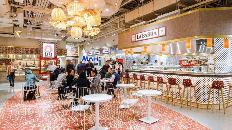 Mercado Little Spain, el mejor nuevo restaurante de Nueva York