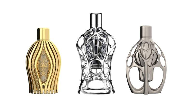 La Formula 1 lanza su nueva y emocionante marca de perfumes utilizando impresiones en 3D