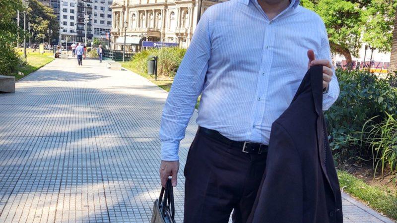 #Entrevista al Dr. Santiago Bermúdez, un abogado que llegó para ser protagonista