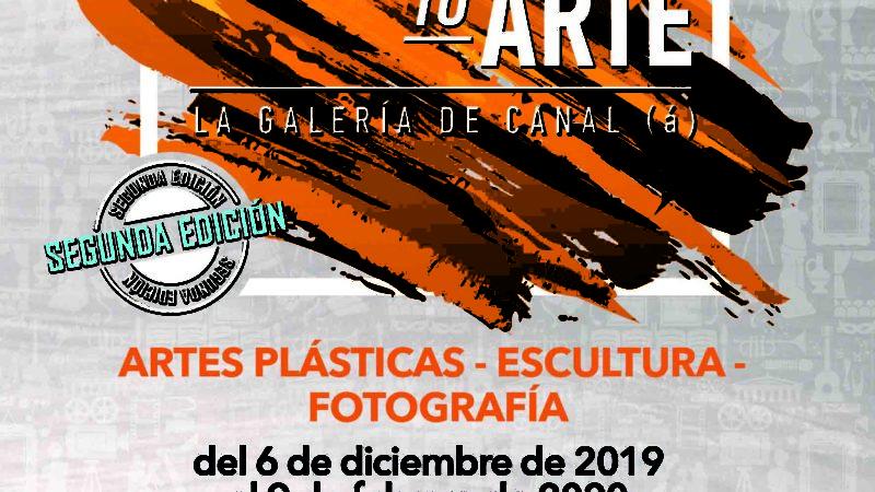Llega MOSTRANOS TU ARTE 2da edición, la galería de Canal (á)