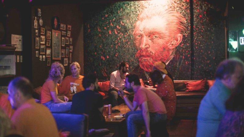 Como en Ámsterdam, pero en Buenos Aires, Van Koning Bar Celebra sus primeros 20 años de vida