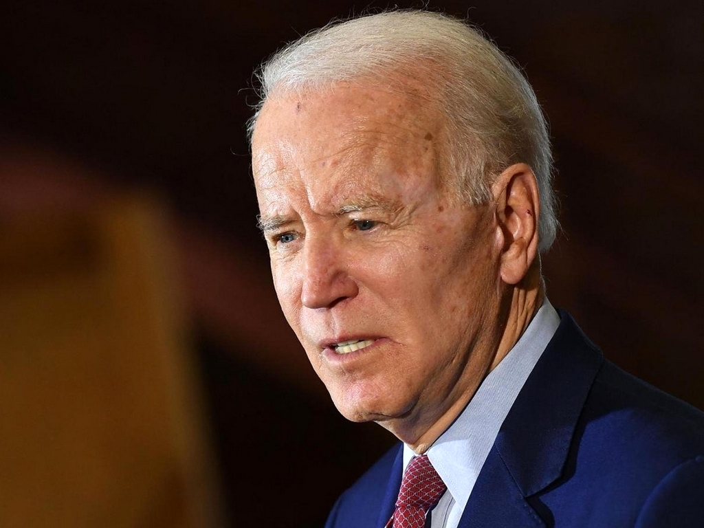 Biden afirmó que no piensa decretar una cuarentena nacional en EEUU por el coronavirus
