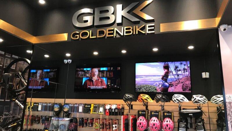 Goldenbike se expande a todo el país