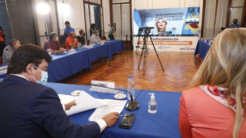 """Fernando Espinoza: """"En los consensos está el futuro real"""""""