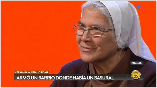 Hermana María Jordán